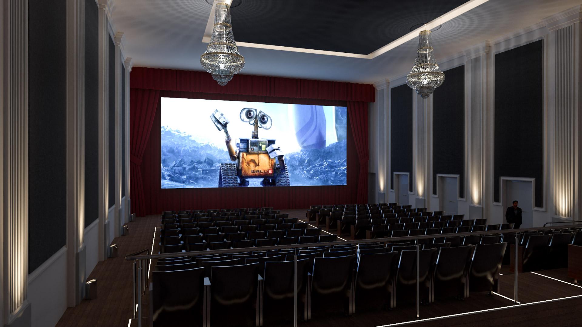Cinema Rendering